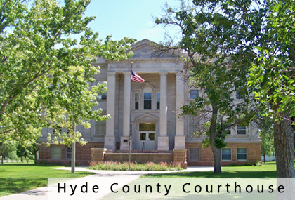 Hyde County Courthouse